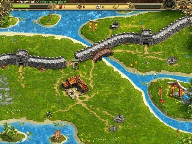 Stavba Velké čínské zdi Sběratelská Edice
