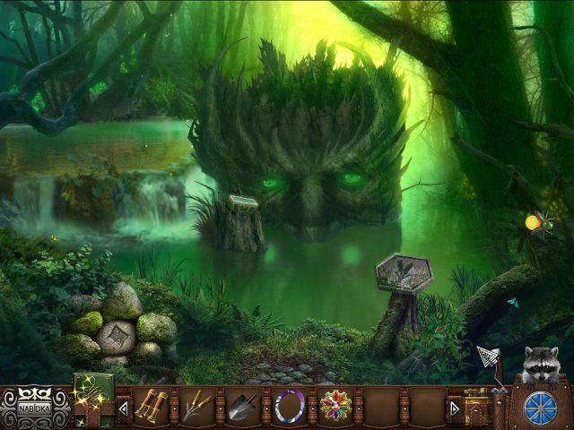Dědictví: Čarodějný ostrov