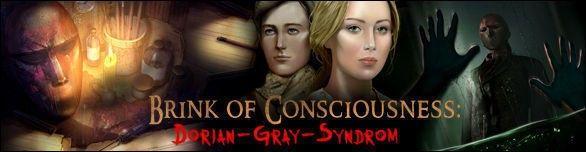 Brink of Consciousness: Dorian-Gray-Syndrom