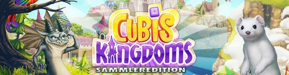 Spiel Cubis Kingdoms Sammleredition