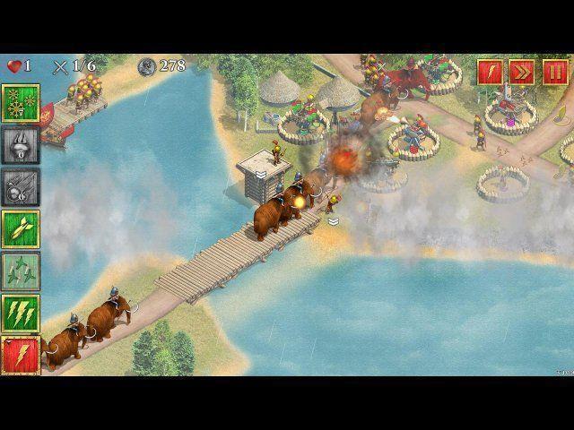 Screenshot  «Defense of Roman Britain» № 2