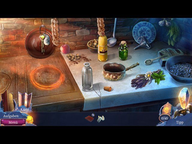 Screenshot  «Eventide 3: Erbe der Legenden» № 6