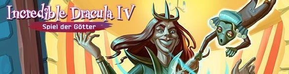 Spiel Incredible Dracula IV Spiel der Götter
