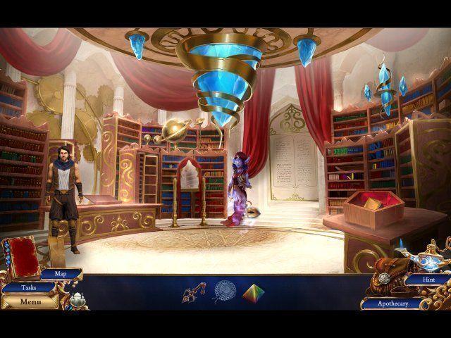 Screenshot  «Persian Nights: Sand der Wunder» № 3