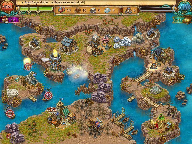 Screenshot  «Pirate Chronicles» № 2
