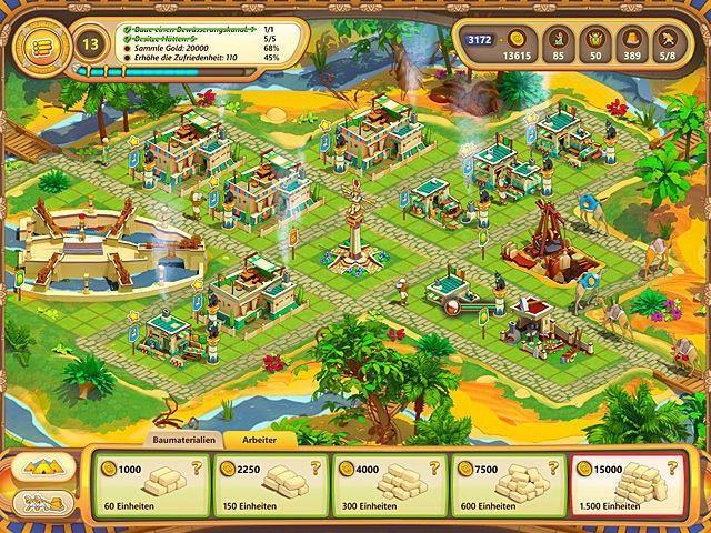 Screenshot  «Ramses: Aufstieg eines Imperiums» № 8