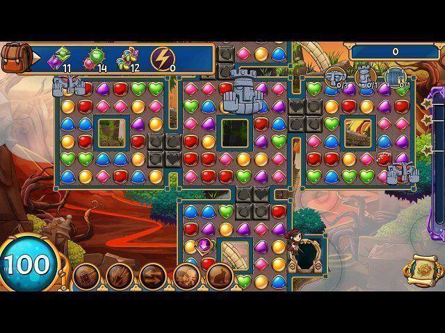 Screenshot  «Rescue Quest Gold» № 1