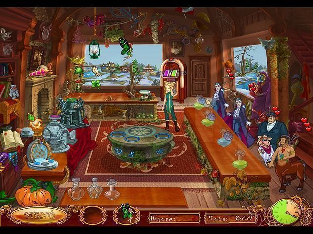 Enchanted Katya and the Mystery of the Lost Wizard download free en Español
