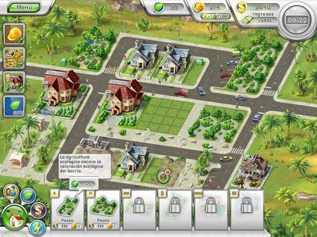 Green City en Español game