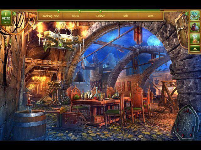 Lost Island: Eternal Storm en Español game