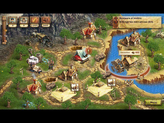 Meridian: Age of Invention en Español game