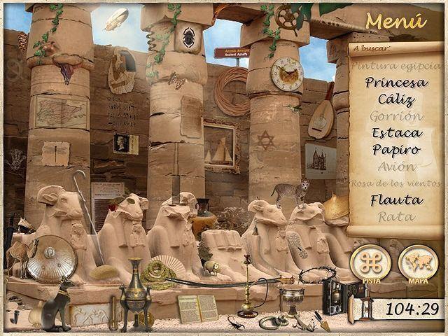 Mysterious City: Cairo download free en Español