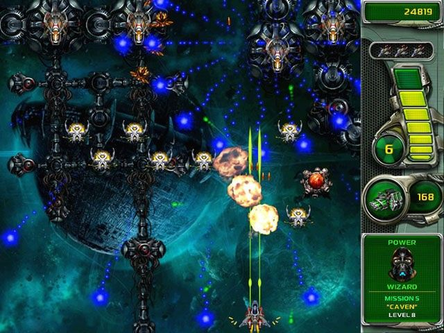 Star Defender 4 download free en Español