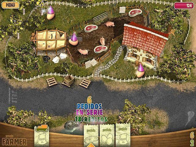 Youda Farmer en Español game