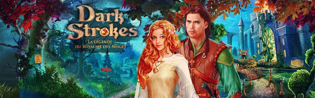 Dark Strokes: La Légende du Royaume des Neiges