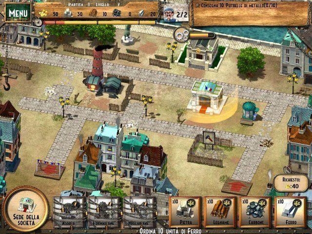Monument Builder: Torre Eiffel game