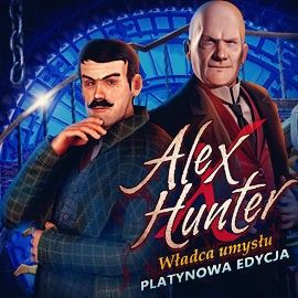 Alex Hunter: W�adca Umys��w. Platynowa edycja