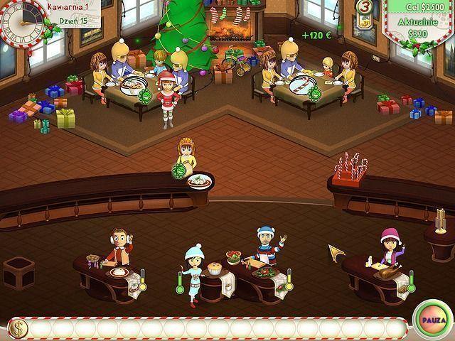 Kawiarnia Amelii: Świąteczna gorączka