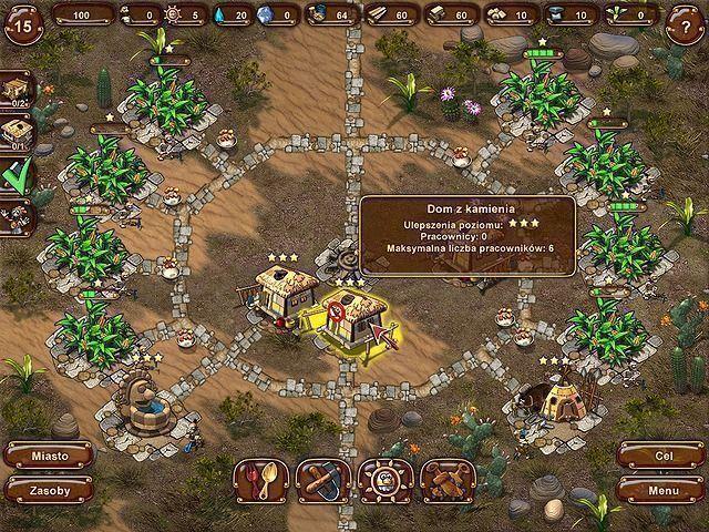 Wódz Azteków: Nowe ziemie