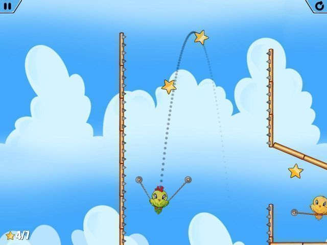 Jump Birdy Jump Gra Bezpłatne