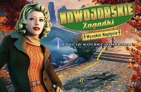 Nowojorskie Zagadki: Wysokie Napięcie. Edycja Kolekcjonerska