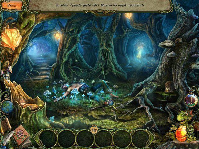 Lesní legendy: Volání lásky Sběratelská edice