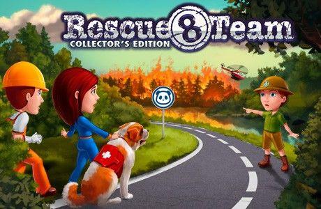Rescue Team 8. Collector's Edition
