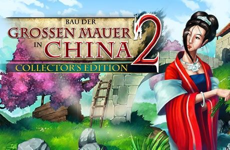 Bau der Grossen mauer in China 2. Collector's Edition