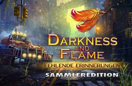 Darkness and Flame: Fehlende Erinnerungen. Sammleredition