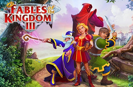 Fables of the Kingdom 3