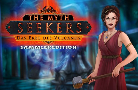 The Myth Seekers: Das Erbe des Vulcanos. Sammleredition