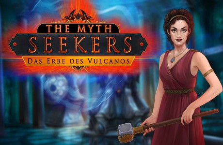 The Myth Seekers: Das Erbe des Vulcanos