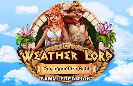 Weather Lord: Der legendäre Held. Sammleredition