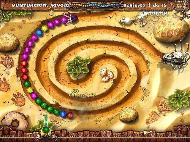 gratis el juego stoneloops of jurassica