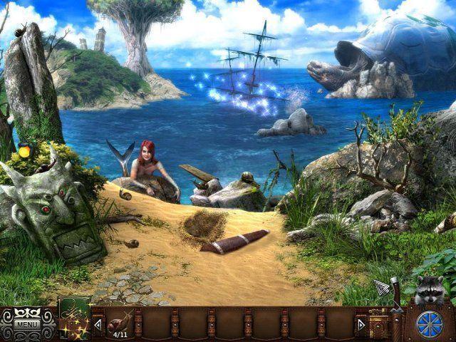 Héritage: Île de sorcière