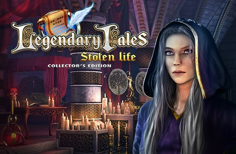 Legendary Tales: Stolen Life. Collector's Edition