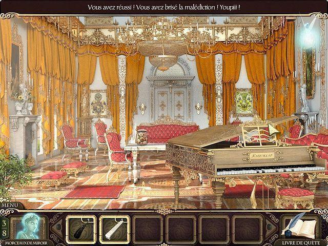 Princesse Isabella: Le Château Ensorcelé