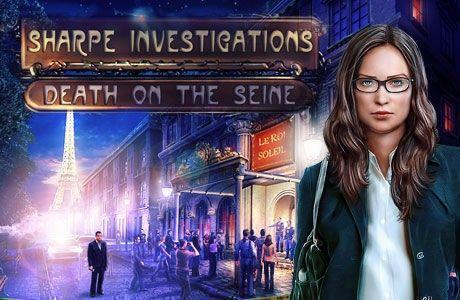 Sharpe Investigations: Death on the Seine