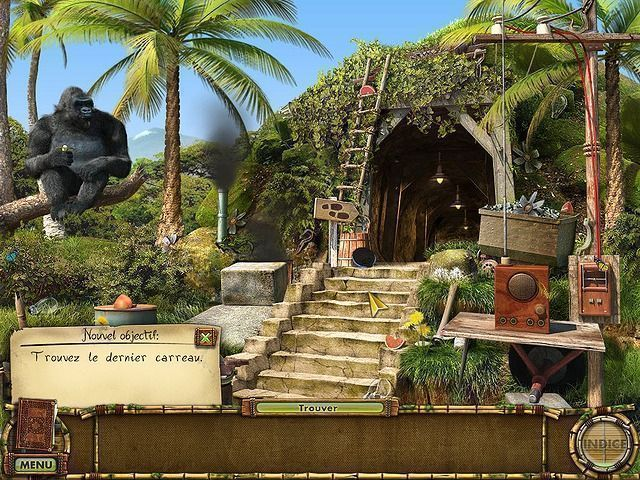 Les Trésors de l'Île Mystérieuse : Les Portes du Destin