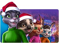 Détails du jeu Travel Mosaics 11: Christmas Sleigh Ride