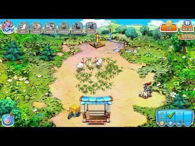 Odlotowa Farma: Huragany
