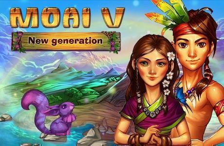 Moai 5: New Generation