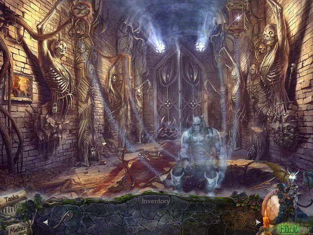 Tajemniczy Zamek: Sekret Lustra