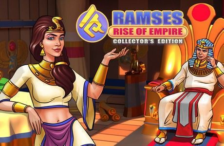 Ramses: Rise of Empire. Collector's Edition