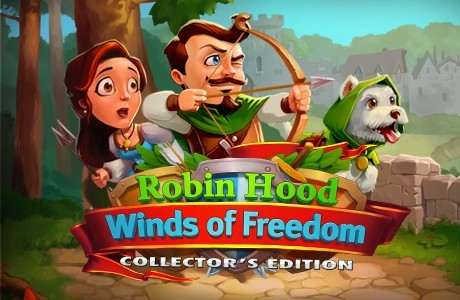 Robin Hood: Winds Of Freedom. Collector's Edition