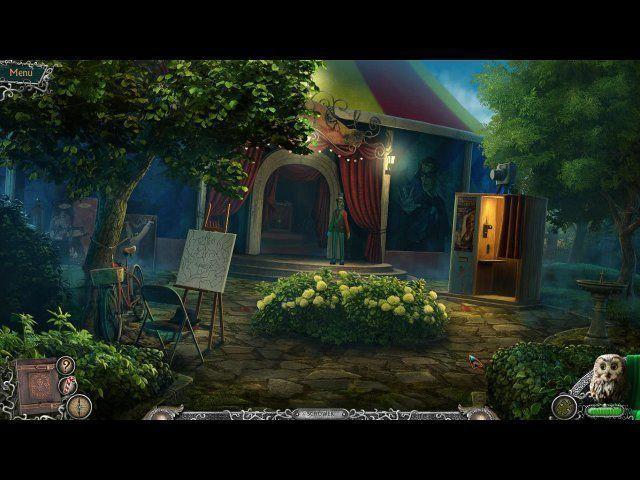 Upiorny park: Ostatnie show